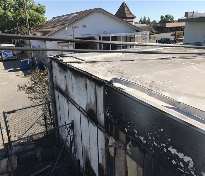 Sacramento Fire Damage - We're Here To Help