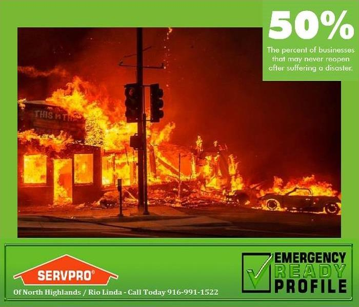 Storm Damage When Disaster Affects You, SERVPRO of North Highlands / Rio Linda is ready!