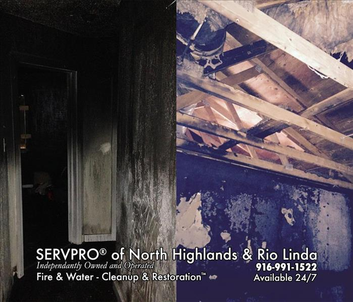 Fire Damage Sacramento Smoke and Soot Services