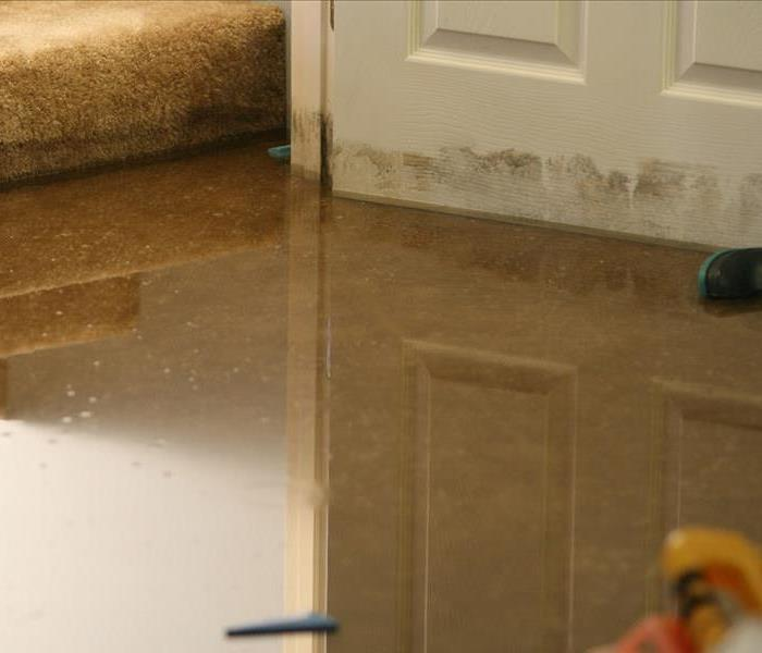 Water Damage SERVPRO of North Highlands / Rio Linda 24 Hour Emergency Water Damage Service